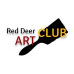 Red Deer Art Club Logo